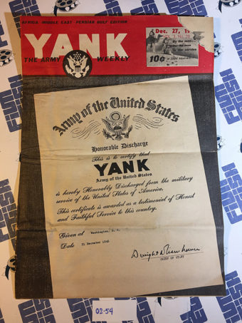 Yank Magazine: The Army Weekly (December 27, 1945, Vol. 3, No. 29) [254]