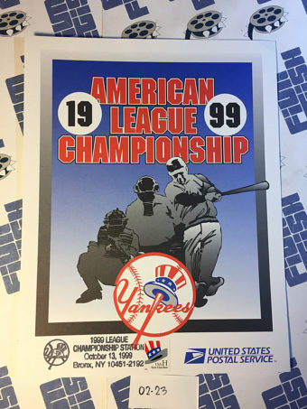 New York Yankees American League Championship 1999 USPS First Day Cover Bronx [223]
