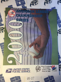 New York Yankees American League Championship Series October 17, 2000 USPS First Day Cover Bronx [227]
