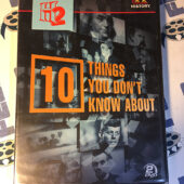 10 Things You Don't Know About 2-Disc DVD Set (2012) History Channel