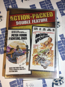 Fighting Mad and Moving Violations: Action-Packed Double Feature DVD [306]