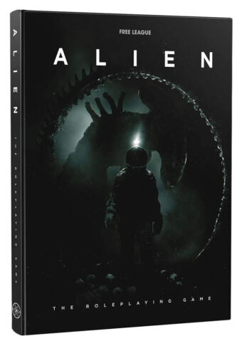 ALIEN – The Roleplaying Game: Core Book Hardcover Edition (2019)