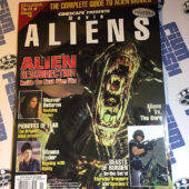 Cinescape Presents Movie Aliens: Complete Guide to Alien Movies (1996) [696]