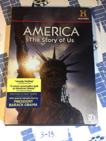 America: The Story of Us 3-Disc DVD Collection (2010) [313]