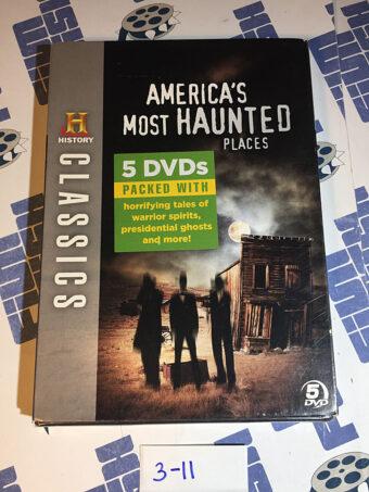 America's Most Haunted Places History Classics 5-DVD Box Set [311]