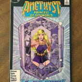 Amethyst: Princess of Gemworld Special Annual No. 1 (1986) [6117]