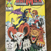 Animax No. 1 Marvel Star Comics (December 1986) [6118]