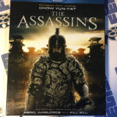 The Assassins Blu-ray Edition (2013) with Slipcover [2107] Chow Yun-Fat