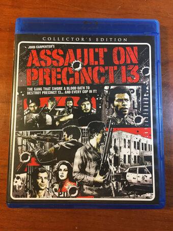 John Carpenter's Assault On Precinct 13 Collector's Edition – Shout Factory