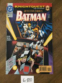 Detective Comics Featuring Batman – Knightquest: The Crusade No. 669 (December 1993) [6120]