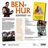 Ben-Hur Original Motion Picture Soundtrack Vinyl Edition (2018)