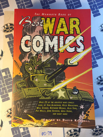 The Mammoth Book of Best War Comics (2007) Will Eisner [279]