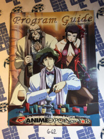 Big Apple Anime Fest World Anime Party & Anime Expo, Times Square New York City Program Guide (2002) [662]