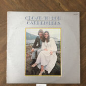Carpenters Close to You Vinyl Edition SP4271 (1970) [J34]