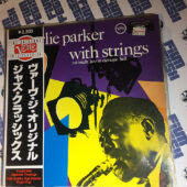 Charlie Parker With Strings – Midnight Jazz at Carnegie Hall Vinyl Edition (1981)