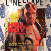 Cinescape Magazine (January 2003, No. 74) Ron Perlman as Hellboy Cover [E22]