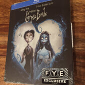 Tim Burton's Corpse Bride Exclusive Steelbook Blu-ray Edition (2019) [A81]