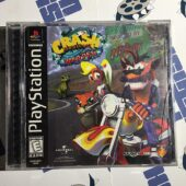 Crash Bandicoot Warped PlayStation PS1 with Manual