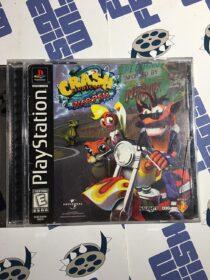 Crash Bandicoot Warped PlayStation PS1 with Manual