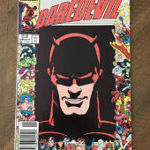 Daredevil No. 236 (November 1986) Bill Sienkiewicz and Walter Simonson Cover [J32]