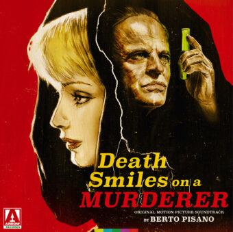 Death Smiles On A Murderer Original Motion Picture Soundtrack Vinyl Edition (2018)