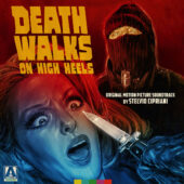 Death Walks On High Heels Original Motion Picture Soundtrack Limited Special Vinyl Edition (2018)