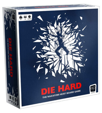 Die Hard: The Nakatomi Heist Board Game (2019) John McClane