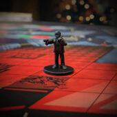 Die Hard: The Nakatomi Heist Board Game (2019) John McClane