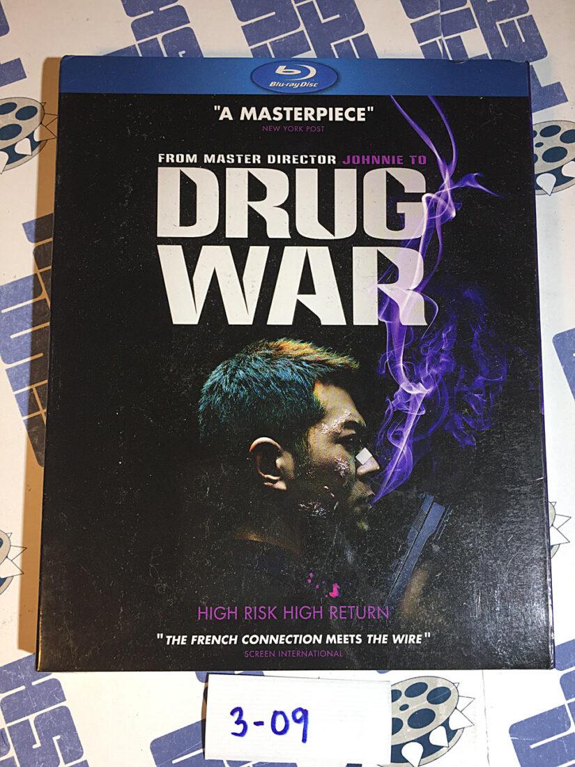 Johnnie To's Drug War Blu-ray Edition (2013) [309]