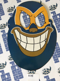 The Haunted World of El Superbeasto Home Video DVD Blu-ray Promotional Mask (2009)