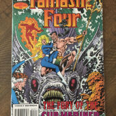 Fantastic Four No. 3 Marvel Comics Action Hour (January 1995) [A93]