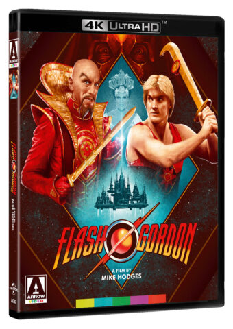 Flash Gordon 4K Blu-ray Special Edition