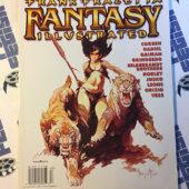 Frank Frazetta Fantasy Illustrated Magazine (Fall 1998) Corben, Daniel, Gaiman, Grindberg, Hildebrandt, Jusko, Orizio [680]