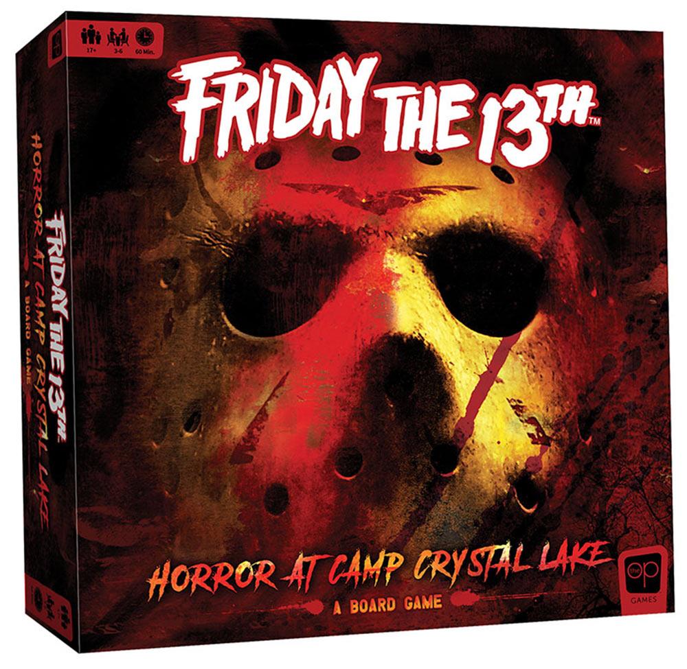 Friday the 13th: Horror at Camp Crystal Lake (2020) Jason Voorhees