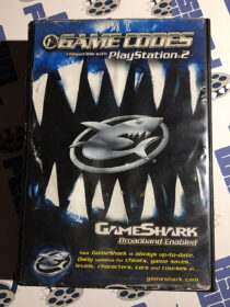 GameShark Game Codes for PlayStation 2 Broadband Enabled