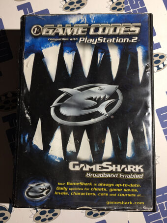 GameShark Game Codes for PlayStation 2 Broadband Enabled
