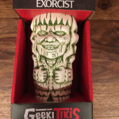 The Exorcist Linda Blair as Regan 18 oz Geeki Tikis Ceramic Horror Mug