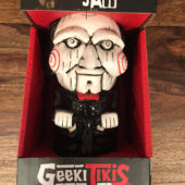 Saw Film Series Tobin Bell as Jigsaw 18 oz Geeki Tikis Ceramic Horror Mug