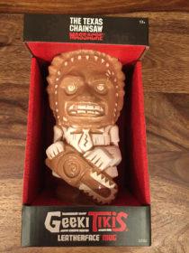 The Texas Chainsaw Massacre Leatherface 18 oz Geeki Tikis Ceramic Horror Mug