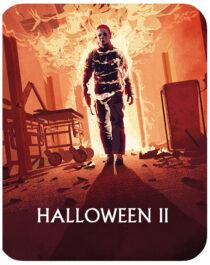 Halloween II Limited Edition Steelbook Blu-ray (2018)