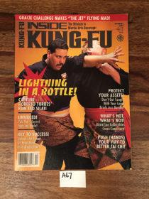 Inside Kung Fu Magazine (December 1994) Gracie Challenge, Roberto Torres [A67]