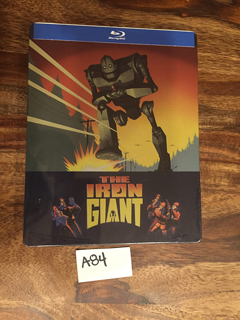 The Iron Giant Special Steelbook Edition