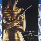 James Bond 15×20 inch 50th Anniversary Poster (2011) [A13]
