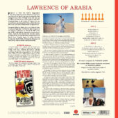 Lawrence of Arabia Original Motion Picture Soundtrack Recording Limited Vinyl Edition (2018)