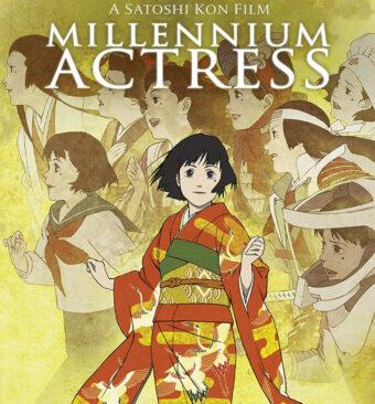 Satoshi Kon's Millennium Actress 18 x 24 inch Limited Edition Lithograph