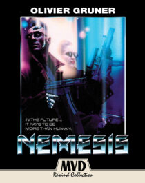Nemesis MVD Visual Special Collector's Edition + Mini-Poster (2020)