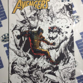 The New Avengers No. 54 SDCC Variant Cover Edition (2009) Chris Bachalo, Tim Townsend Art