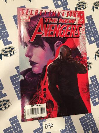 Marvel Comics The New Avengers – Secret Invasion (No. 38 April 2008) [D90]
