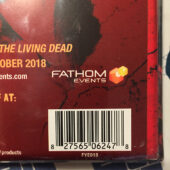 Night of the Living Dead 50th Anniversary Collectors Edition Ultimate Fan Box Set (2018)