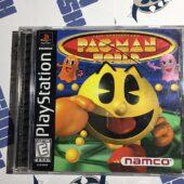 Pac-Man World 20th Anniversary PlayStation PS1 Namco (1999)